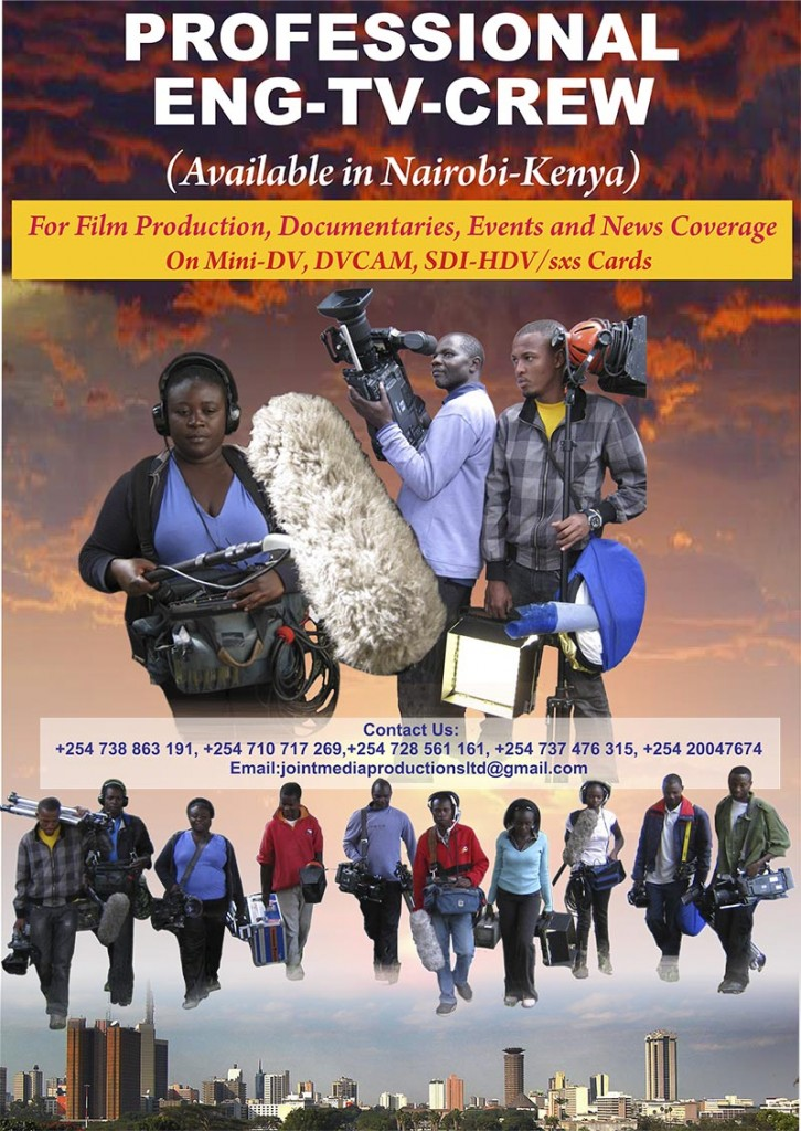 Media productions kenya