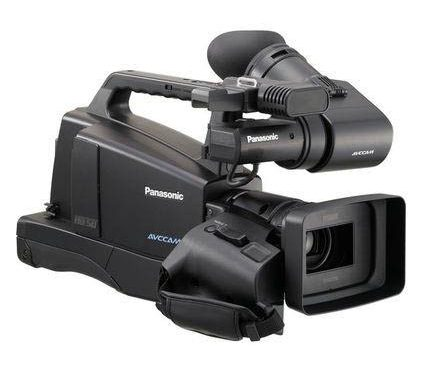 PANASONIC CAMERA HD-(-AG-HMC81)