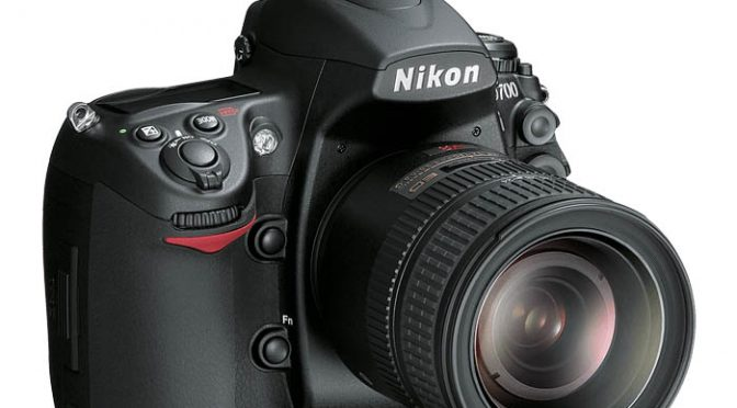 Nikon D700 – Full frame digital still camera